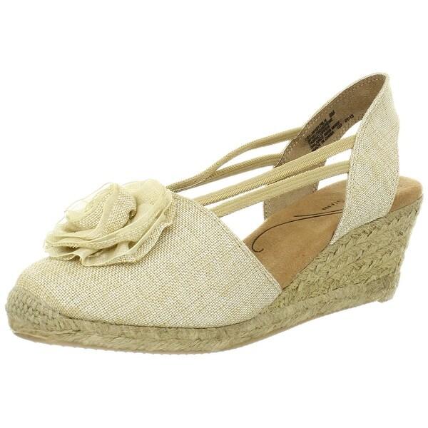White Mountain Women's Serene Wedge Sandal
