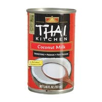 Thai Kitchen Coconut Milk - Case of 24 - 5.46 oz.