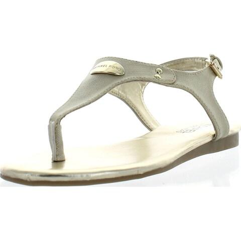 Michael Kors Girls Demi Vervain Fashion Sandals