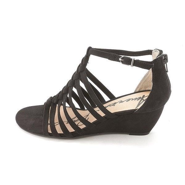 American Rag Womens Camie Split Toe Casual Platform Sandals