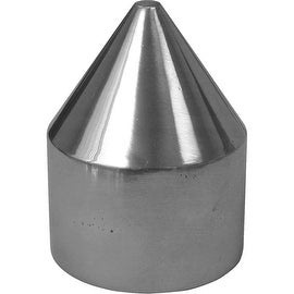"MAT 2-3/8"" No-Way Bullet Cap"