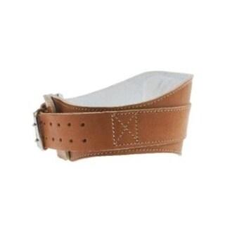 Schiek Sports S-5008 Leather Contour Dip Belt