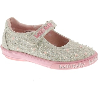 Lelli Kelly Kids Girls Lk9174 Fashion Mary Jane Flats Shoes