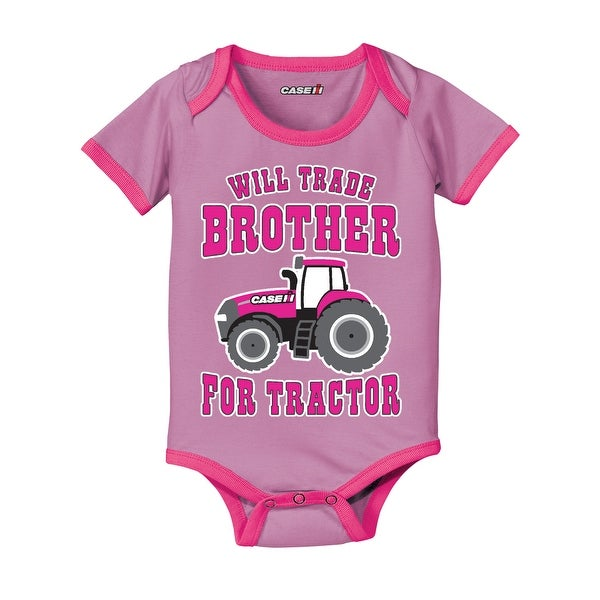 Will Trade Brother For Tractor-Infant Girl