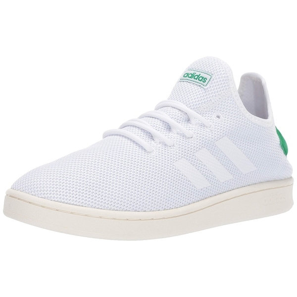cheap for discount 6518a 3d1fb Shop Adidas Men s Court Adapt, White Green, 10 M Us - Free Shipping Today -  Overstock - 27122353