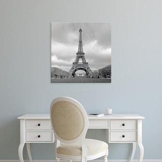 Easy Art Prints Alan Blaustein's 'Tour Eiffel #16' Premium Canvas Art