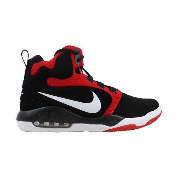 online retailer 60adb 38ac4 ... Men s Athletic Shoes. Nike Air Conversion Black White-University Red  Men  x27 s 861678-