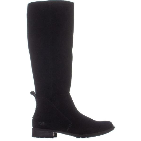 UGG Leigh Knee High Boots, Black