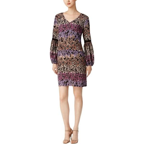 Shop MSK Womens Special Occasion Dress Office Wear Bishop