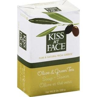 Kiss My Face - Olive And Green Tea  Bar Oap ( 4 - 8 OZ)