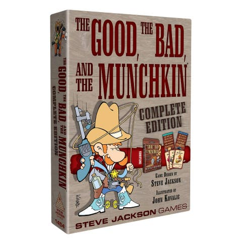 The Good, The Bad, And The Munchkin - Complete Edition - Multi