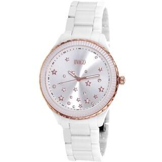 Jivago Women's Sky JV2412 Silver Dial watch