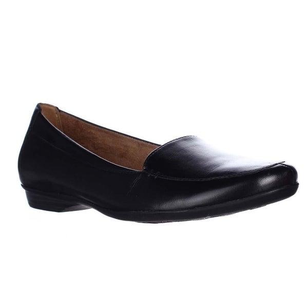 naturalizer Saban Slip-On Loafers, Black
