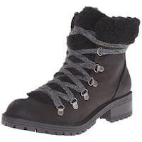 Madden Girl Womens Bunt Closed Toe Ankle Fashion Boots