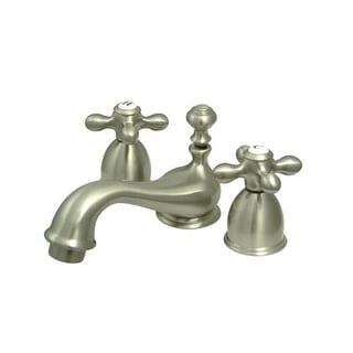 Concord Satin Nickel Mini Widespread Bathroom Faucet Free Shipping Today