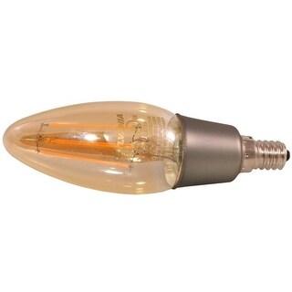Sylvania 79538 Ultra Vintage LED Light Bulb, Warm White, 4 Watts