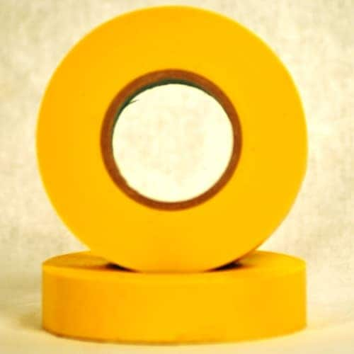 Christmas at Winterland WL-ETape-YE Electrical Tape, Yellow Indoor / Outdoor