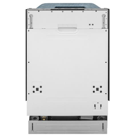 Panel Ready Top Control Dishwasher with Stainless Steel Tub