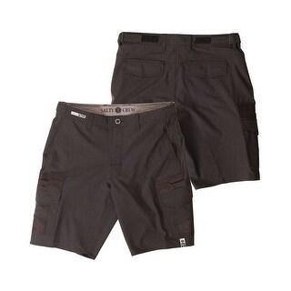 Salty Crew Deep Sea Shorts - Black