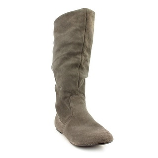 Style & Co Kasee Women  Round Toe Suede  Knee High Boot