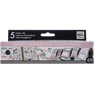Happy Planner Sticker Roll-Pastels