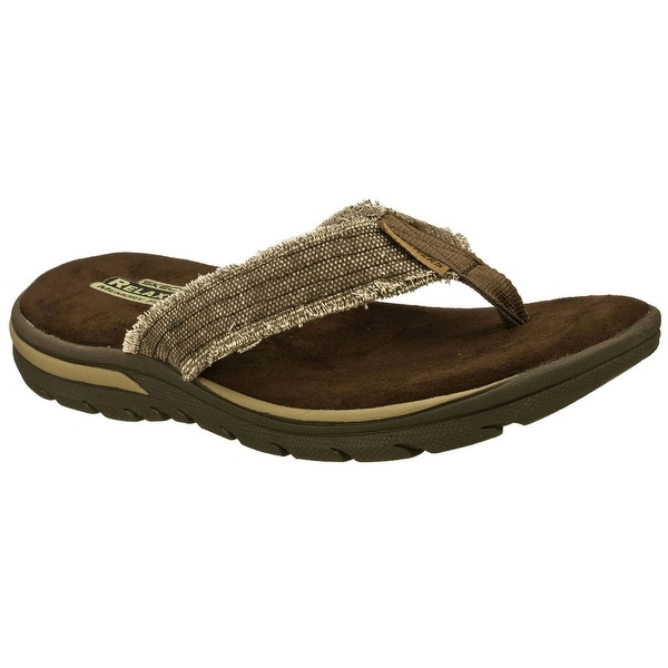 Skechers 64152 CHOC Men's SUPREME-BOSNIA Sandal