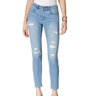 Two By Vince Camuto NEW Blue Women's Size 28X28 Slim Skinny Jeans