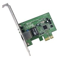 TP-Link Network Device TG-3468 1Port 10/100/1000Mbps Gigabit PCI-Express Network Adapter Retail