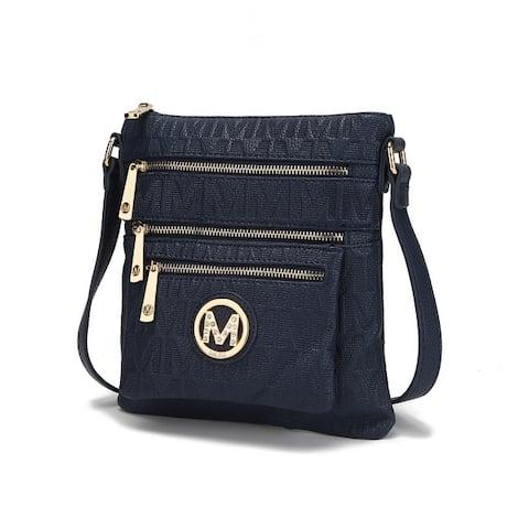 MKF Collection Jessy M Signature Crossbody Bag by Mia K.