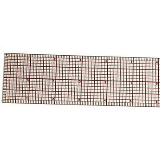 12 in. Beveled Graph Ruler