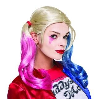 Suicide Squad Harley Quinn Make-up Kit Adult One Size