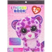 Leopard - Beanie Boos Sticker Book