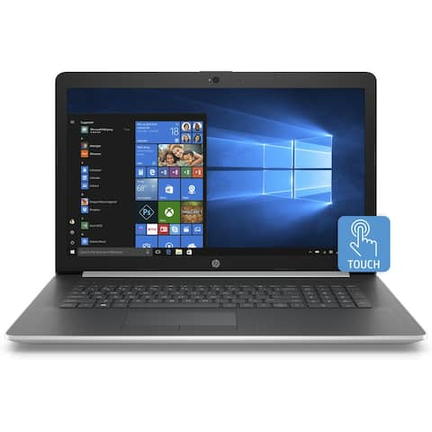HP Notebook 17-BY1023CL 17.3 HD+ Touch WLED i7 8GB Laptop(Refurbished)