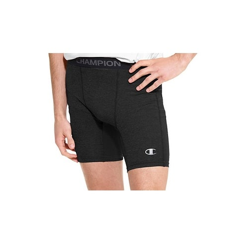 0de260bfc1c Shop Champion Charcoal Black Mens Size Large L Jersey Performance Boxer  Brief 716 - Free Shipping On Orders Over  45 - Overstock - 21250399