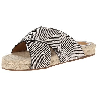 Dolce Vita Womens GENIVEE Open Toe Casual Slide Sandals