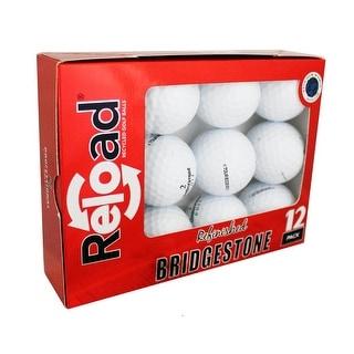 Bridgestone E6 Refinished Grade A Golf Balls - 12RDRLFLBX-RF-E6-COM