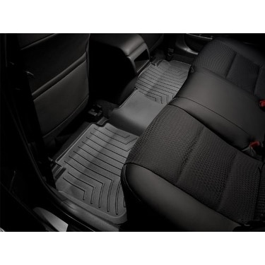 WeatherTech Custom Fit Rear FloorLiner for Chevrolet Impala - Black