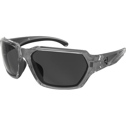 780b8db61a6 Shop Ryders Eyewear Face Crystal Silver Black with VeloPolar AntiFog Grey  Lens - Free Shipping Today - Overstock - 19883959