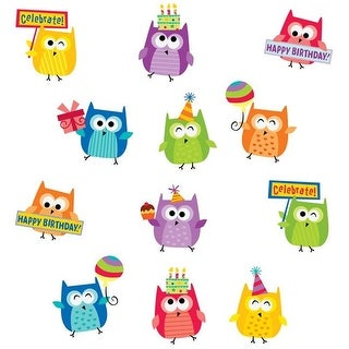 Educators Resource CTP4406 Happy Birthday Stickers