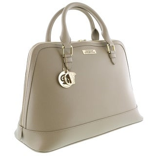 Versace Collection LBF0374 L260C Beige Leather Satchel