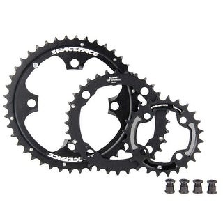 Race Face Evolve 10-Speed Mountain Bicycle Chainring - Black