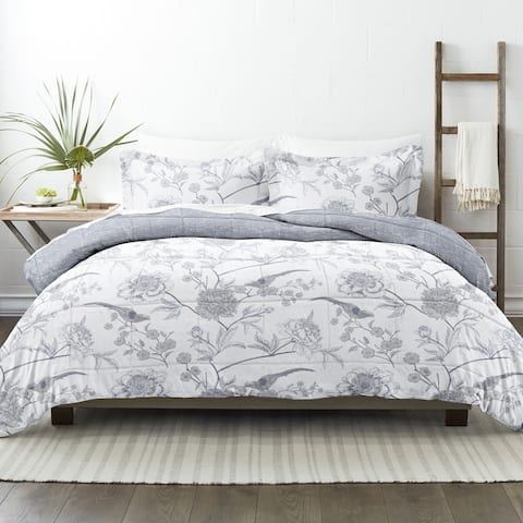 Becky Cameron Premium Molly Botanicals Reversible Comforter Set