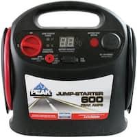 Peak PKC0J6 Automatic Battery Jump Starter, 600 amps