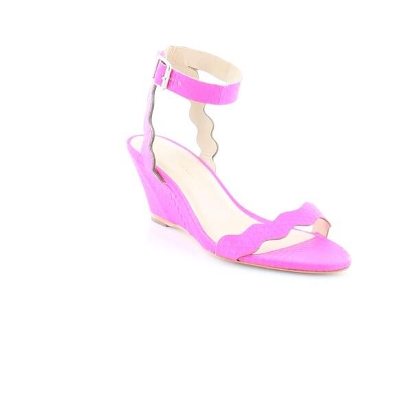 Loeffler Randall Minnie Women's Sandals & Flip Flops Fuschia