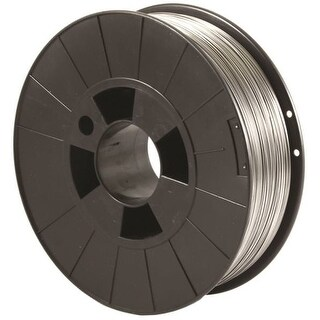 "Forney 42301 Flux Core Mig Wire, 0.030"", Mild Steel"