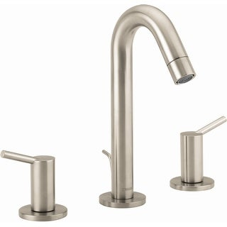 Hansgrohe 32310  Talis S Widespread Bathroom Faucet with EcoRight, Quick Clean, and ComfortZone Technologies - Drain Assembly