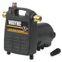 WAYNE PC4 1/2 HP Cast Iron Non-Submersible Utility Pump