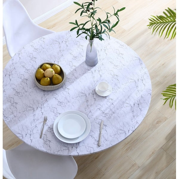 Brielle Home Fabric Printed Table Cover. Opens flyout.