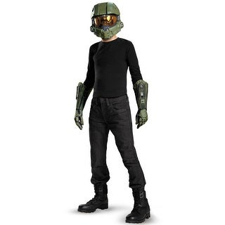 Disguise Master Chief Child Kit - Green
