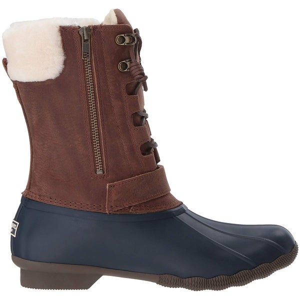 SPERRY Womens Saltwater Misty Thinsulate Rain Boot